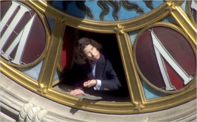 Fran Lebowitz_Clock_HBO