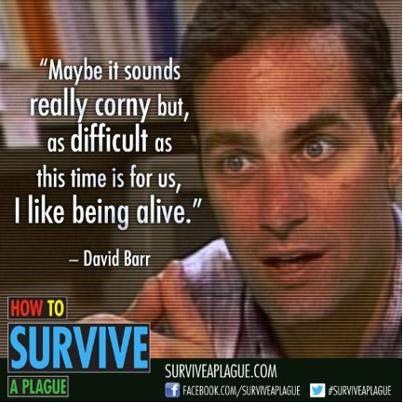 How to Survive_David Barr