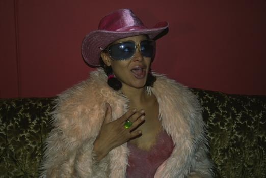 Damaris_Pink Hat 1